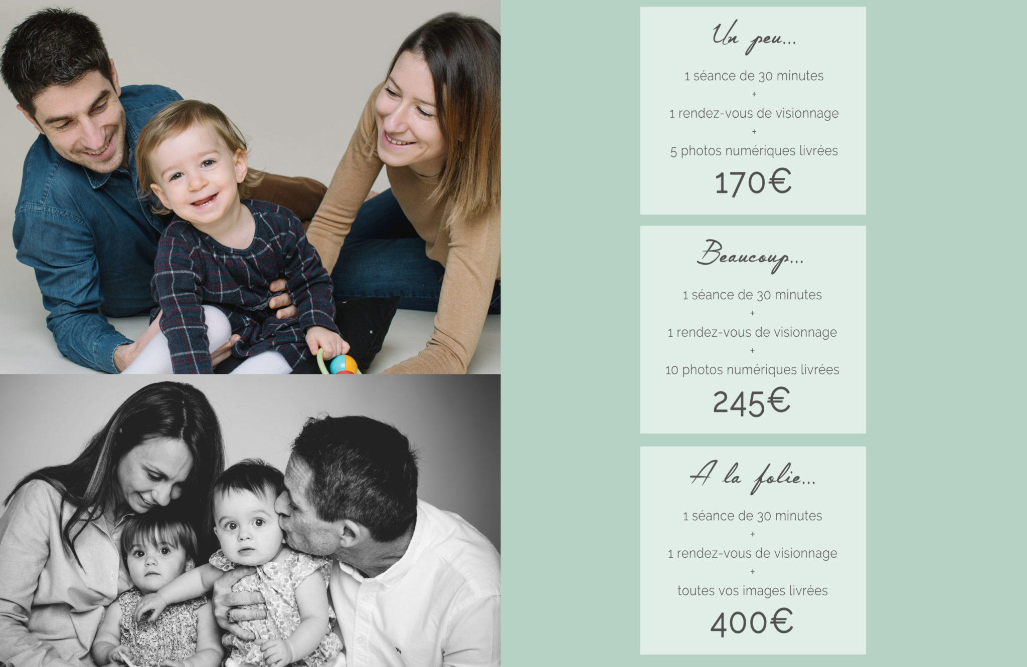 famille studio tarif Nancy Collet