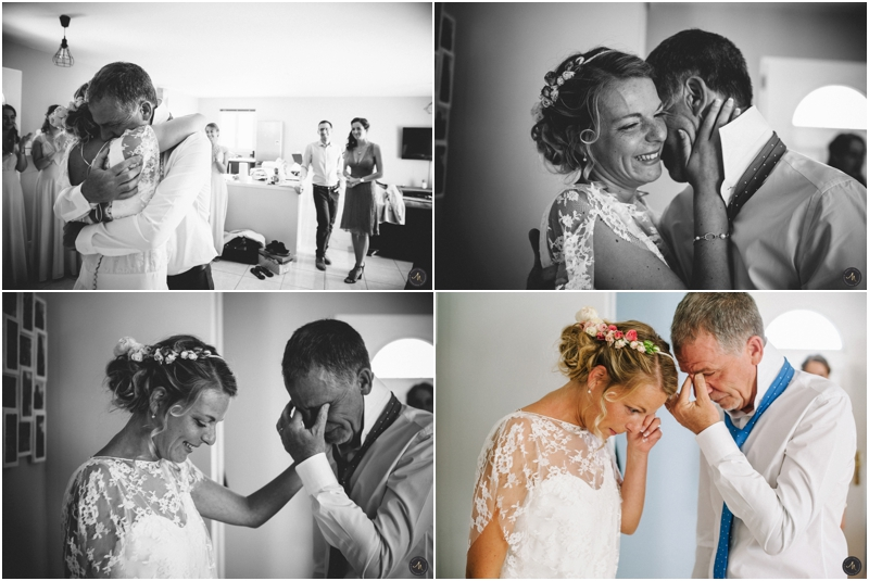 Photographe mariage Domaine du Trusquin
