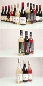 Photo bouteille de vin Visan - Myria Création
