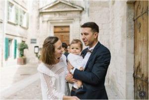 Mariage et Baptême en Avignon - Nancy Touranche Collet