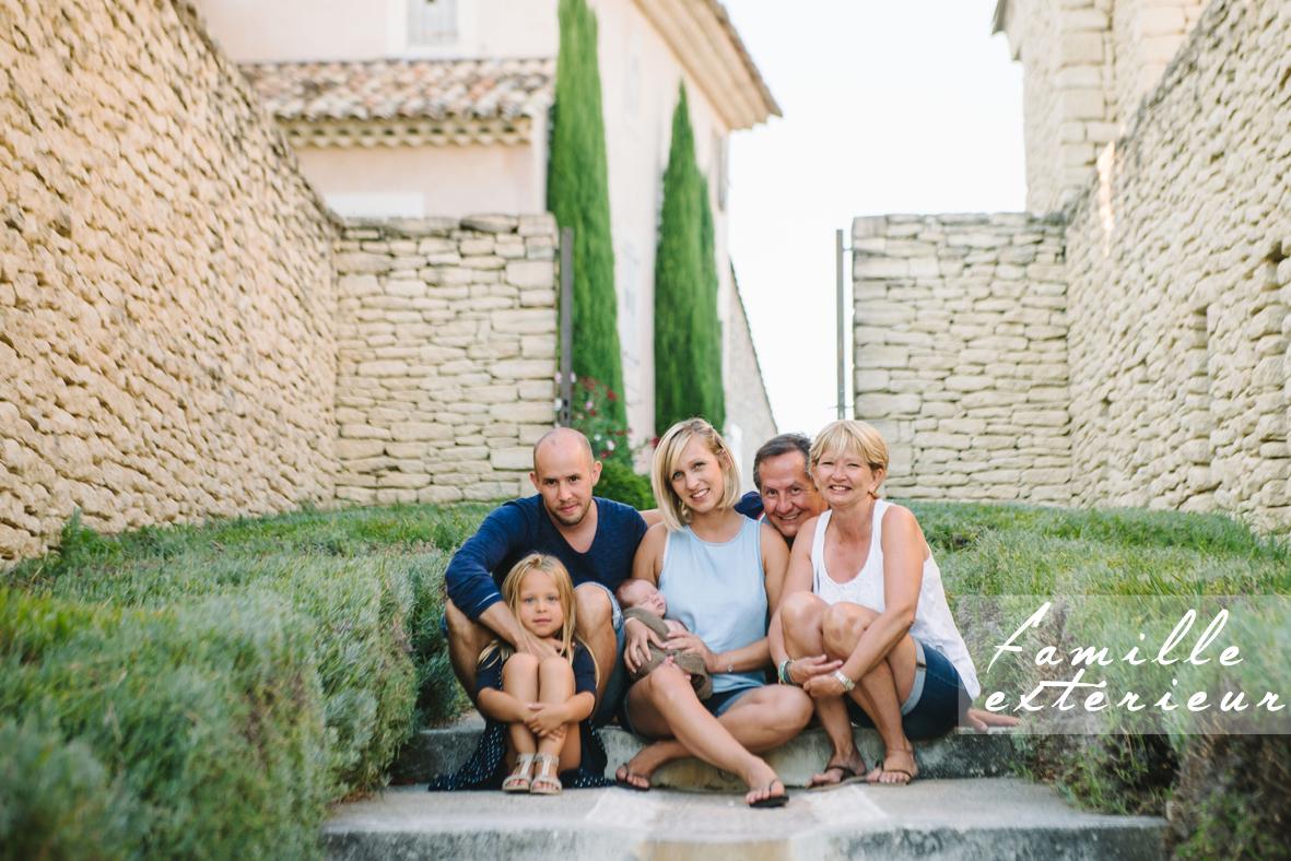 Photographe Famille en Vaucluse - Nancy Touranche Collet