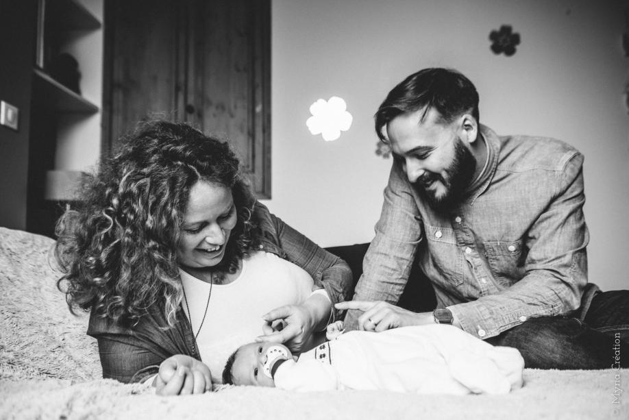 Séance bébé en Vaucluse - Nancy Touranche Collet