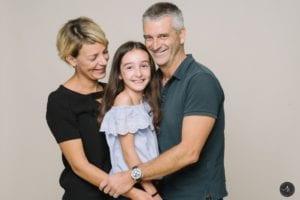 Séance famille en Avignon - Nancy Touranche Collet